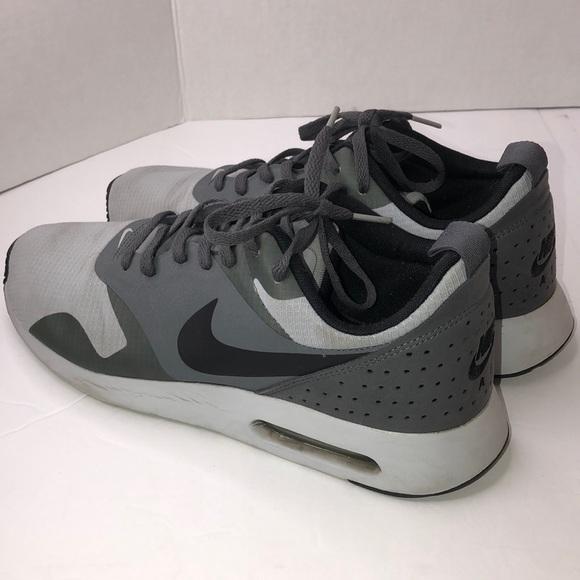 b9b7f368c92c8 Nike Shoes | Air Max Tavas Color Grey Sneakers Size 105 | Poshmark